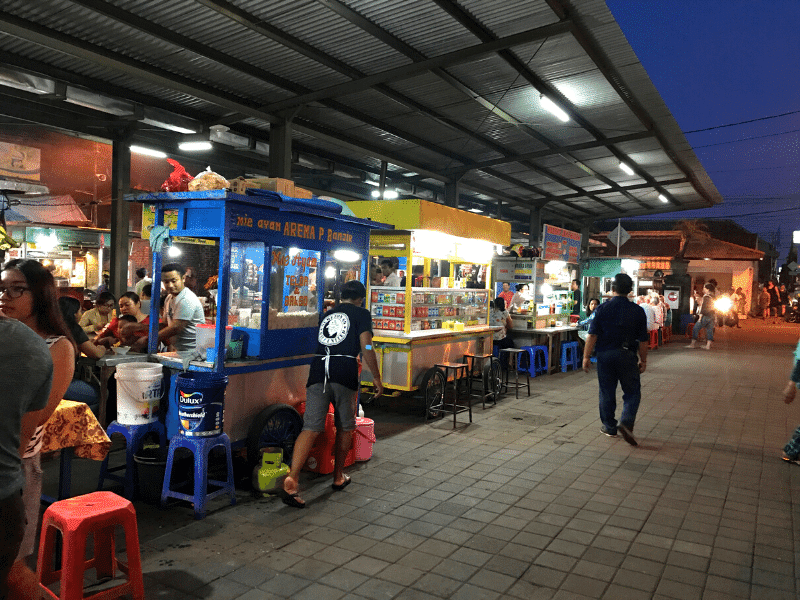 All You Need To Know About Sanur Night Market
